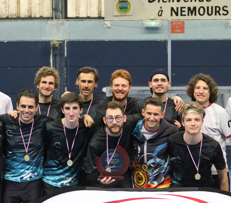 Champions de France Indoor